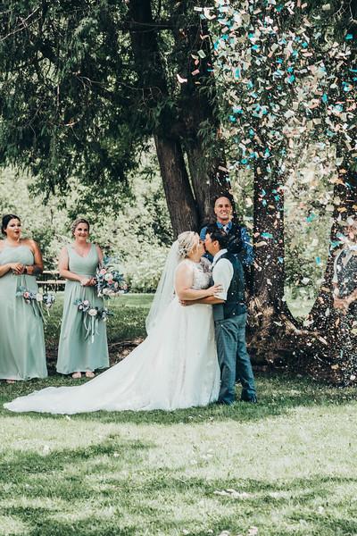 Skinner Wedding