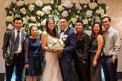 3.10.2018 / Janice and Richard's Wedding / Los Angeles, California