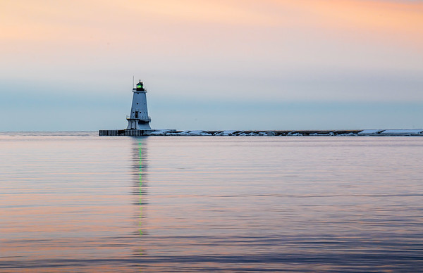 Ludington North Breakwater