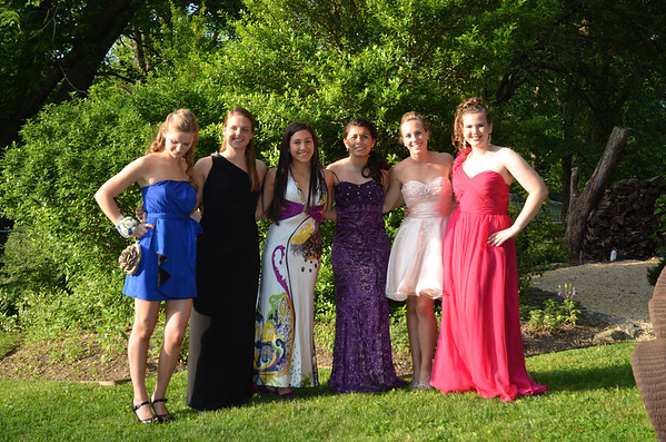 PBHS prom 2012