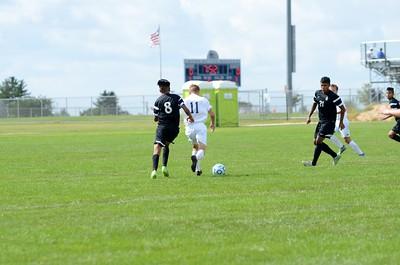 OE Varsity Boys Soccer Vs East Aurora 2016