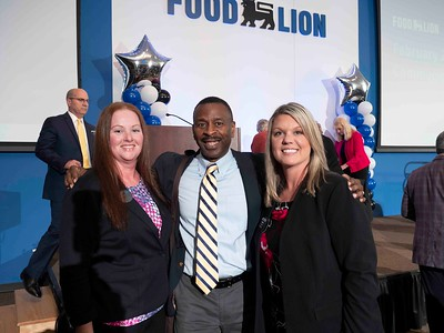 Food Lion Communication Meeting - Ralph W. Ketner Store Manager Excellence Awards 2-6-20