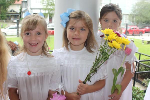 Preschool May Crowning (5.10.19)