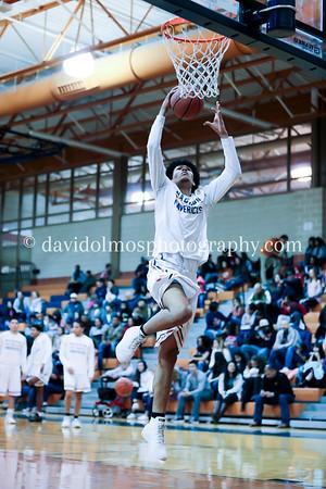 Varsity Boys Basketball vs South San 020819