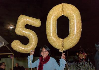Lee Mei 50th
