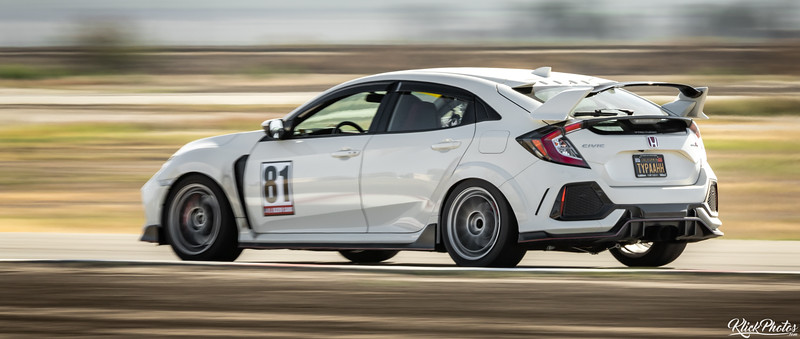 Buttonwillow Track Day - May 13th, 2018