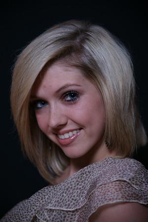 Caitlyn Byrd Senior 2012