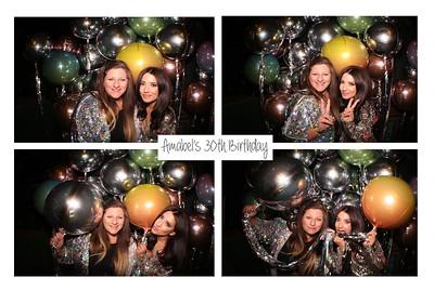 Amabel's 30th