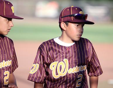2021 Little League intermediate Western Continental Ranch