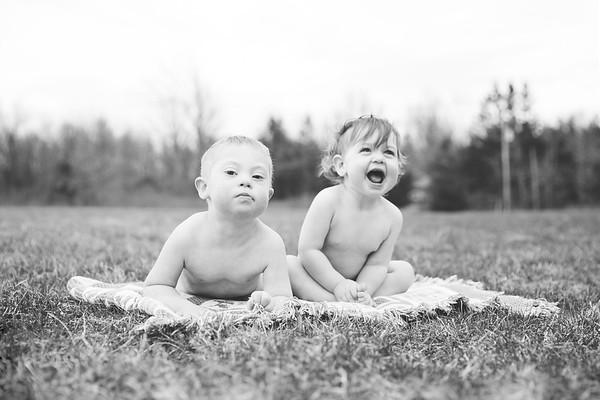 Colton & Charlie