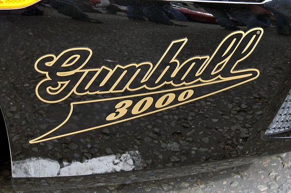 Gumball 3000. 2005