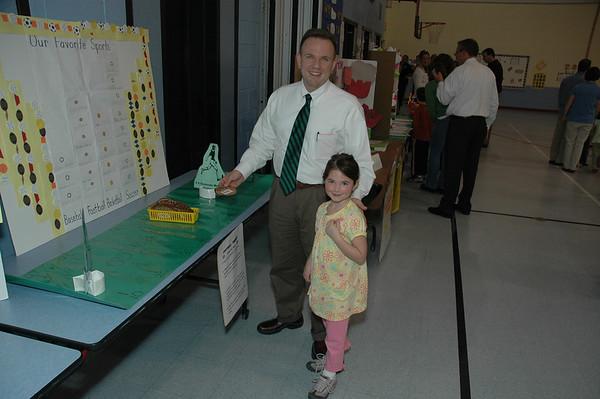 Elizabeth's Art Show - April 2008