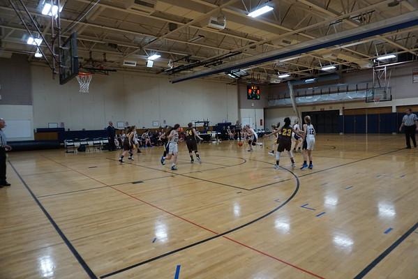 CG vs. Jacobs (Freshmen Girls Basketball)