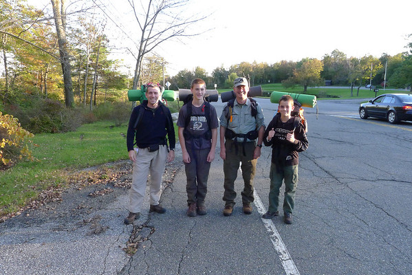 15 Mile AT Oct 2011