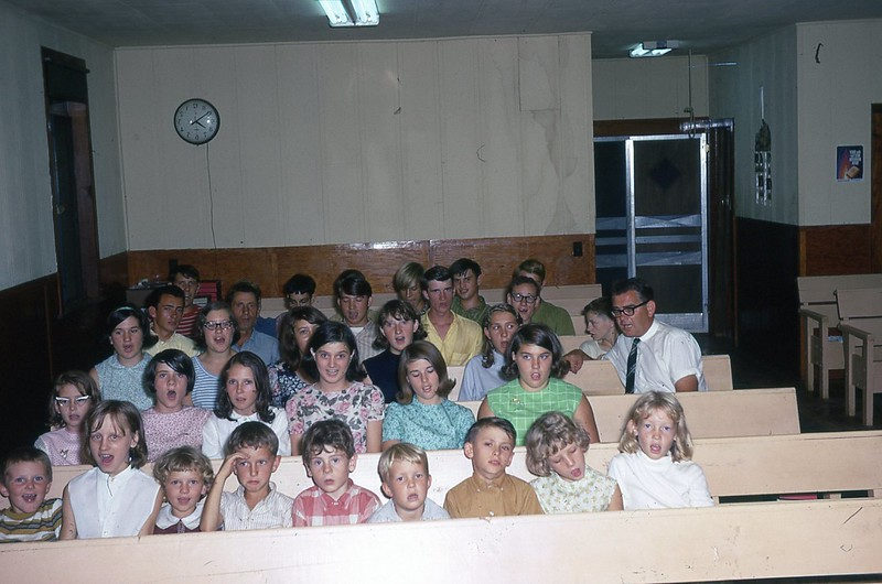 1969 - Mt Washington Youth Group Singing.jpg