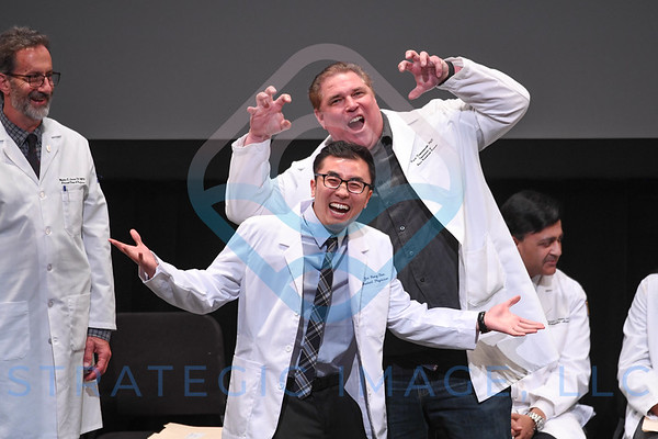 2018 WHITE COAT Ceremony NYC