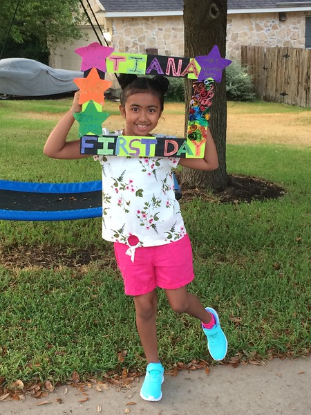 Tiana | 2nd grade | Laura Welch Bush Elementary