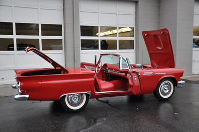 1957 Ford Thunderbird (F Code) - Completed Restoration Photos