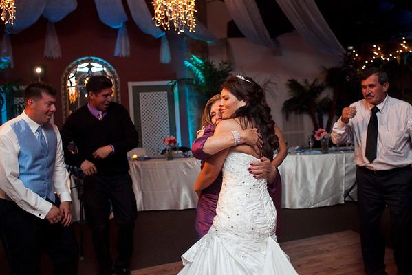 Chris & Selina Wedding