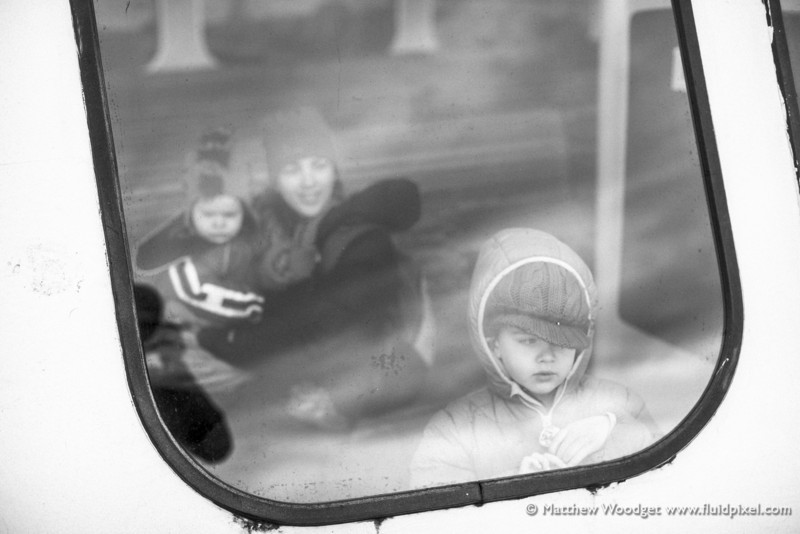 Woodget-131201-009--abstract, black and white, children - Family, family - People, family togetherness, ferry.jpg