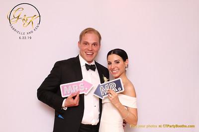 Gabrielle & Kent  Wedding 6-22-19