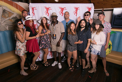 Fireball Whiskey Promo at PB Local 07-25-2018