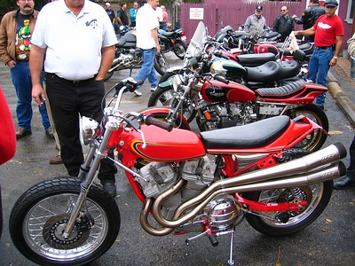 Up N Smoke Bike Show