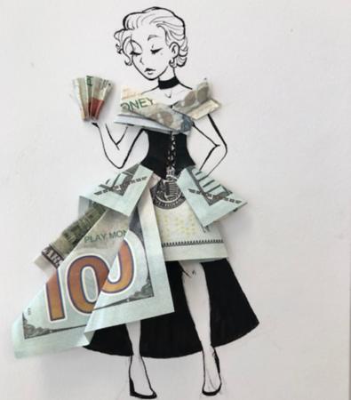 Funny Money Art Project