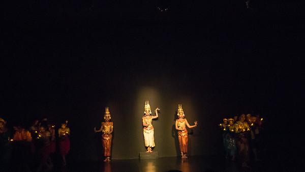 Traditional Khmer Dance