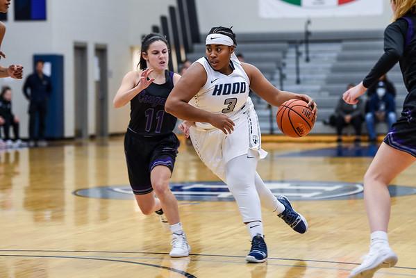 Hood v Chatham - Women's Basketball - 11.23.19
