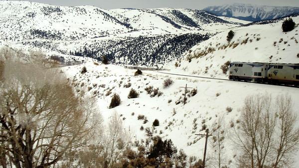 Amtrak 2020 Winter Trip