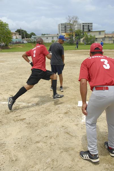 Torneo Softball del MSS 6-9-09