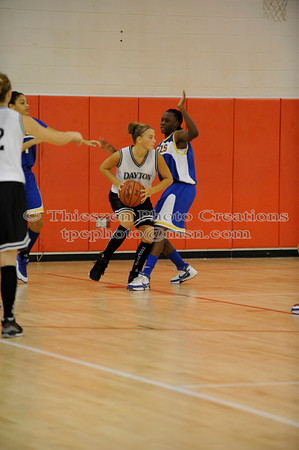 Dayton Lady Hoopsters VS FL Angels