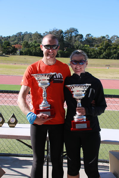 Sri Chinmoy 24 Hour, 12 Hour & 6 Hour Races, Campbelltown Sports Stadium Athletics Track, Saturday 8 & Sunday 9 July 2017