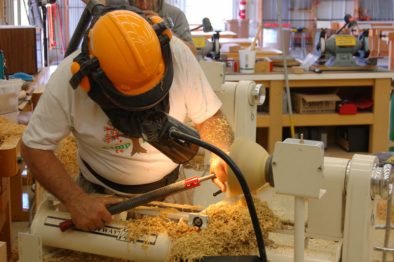 Bending in Woodturning with Michael Hosaluk