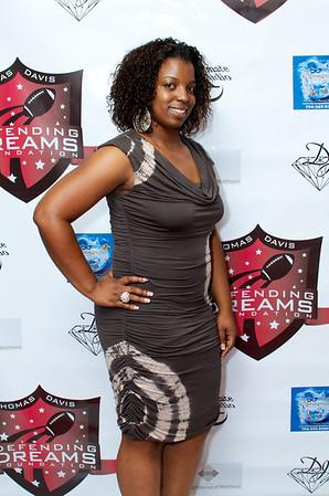 2012 Thomas Davis' Defending Dreams Foundation - A Night in Vegas