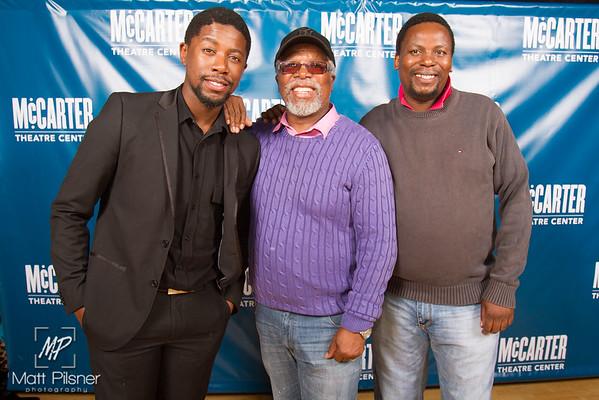 Sizwe Banzi Opening Night Events