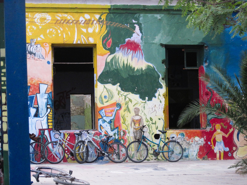 Mendoza Mural
