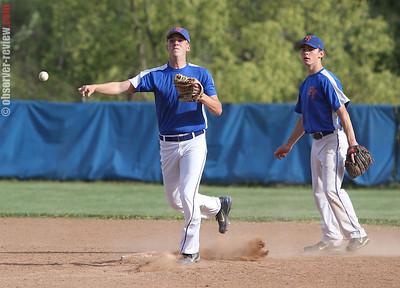 Penn Yan Baseball 5-7-13