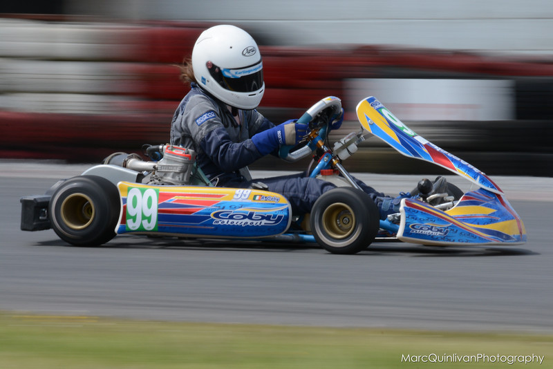 Southern Karting Club IRL Plate 2016 - Alyx Coby