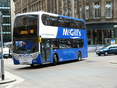 McGills, Greenock