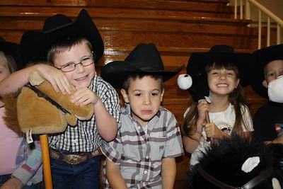 Kindergarten Rodeo 2011