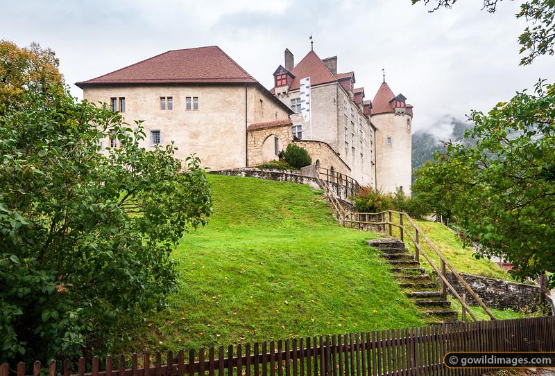 Gruyères Castle