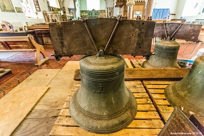 Newnham Bells Restoration Project - Set 13