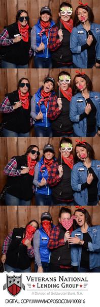 Veterans Lending Group Photobooth
