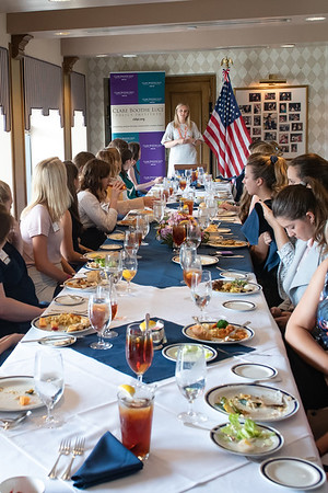 July 24, 2018 Luncheon