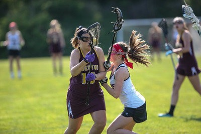 Rogers vs Tiverton Lacrosse Girls 5.24.18