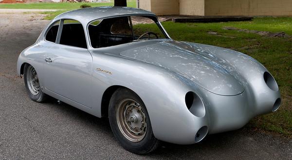 356 Carrera paint & body work