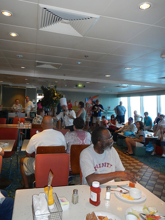 western Caribbean Cruise, NCL Star 2-3-2013