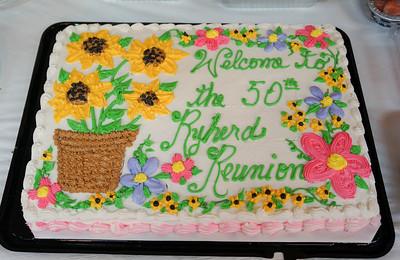 50th Ryherd Reunion 2012